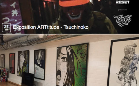 Tsuchinoko exhibition